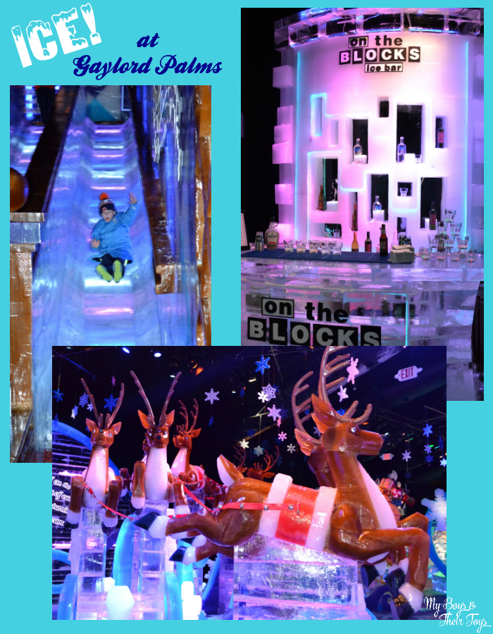 Ice! at Gaylord Palms