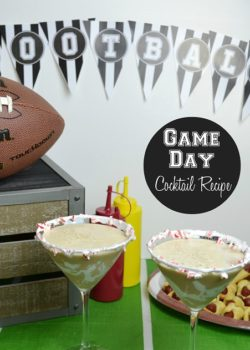 game day cocktail recipe