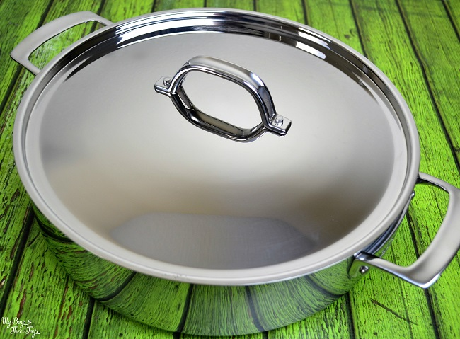 viking casserole pan