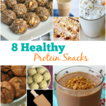 8 Healthy Protein Snacks