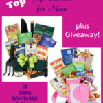 Top Gifts for Mom from Gourmet Gift Baskets + Giveaway!
