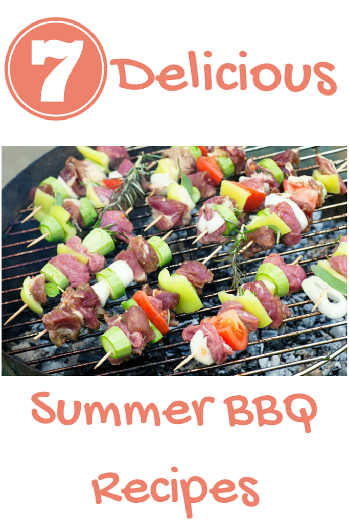 7 Delicious Summer Bbq Recipes My Boys And Their Toys