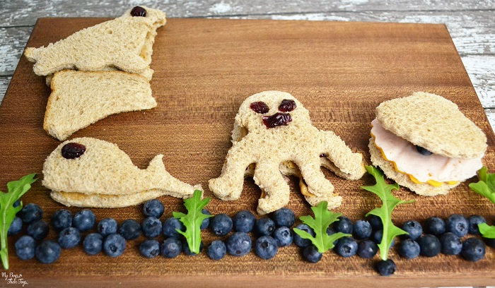 Finding dory lunch
