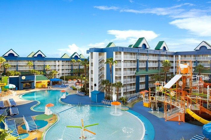 holiday inn resort orlando waterpark