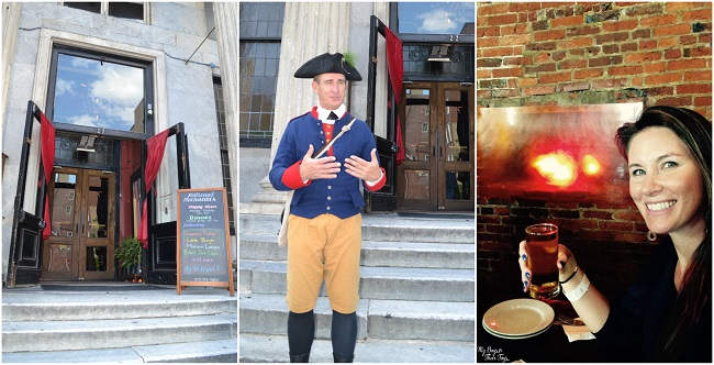 Tipplers Tour American Heritage Chocolate Press Trip and a Pound of American Heritage Chocolate Giveaway!