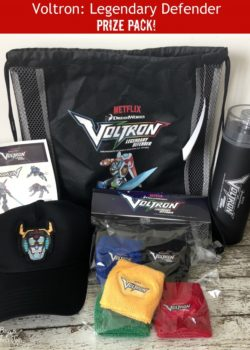 Voltron giveaway