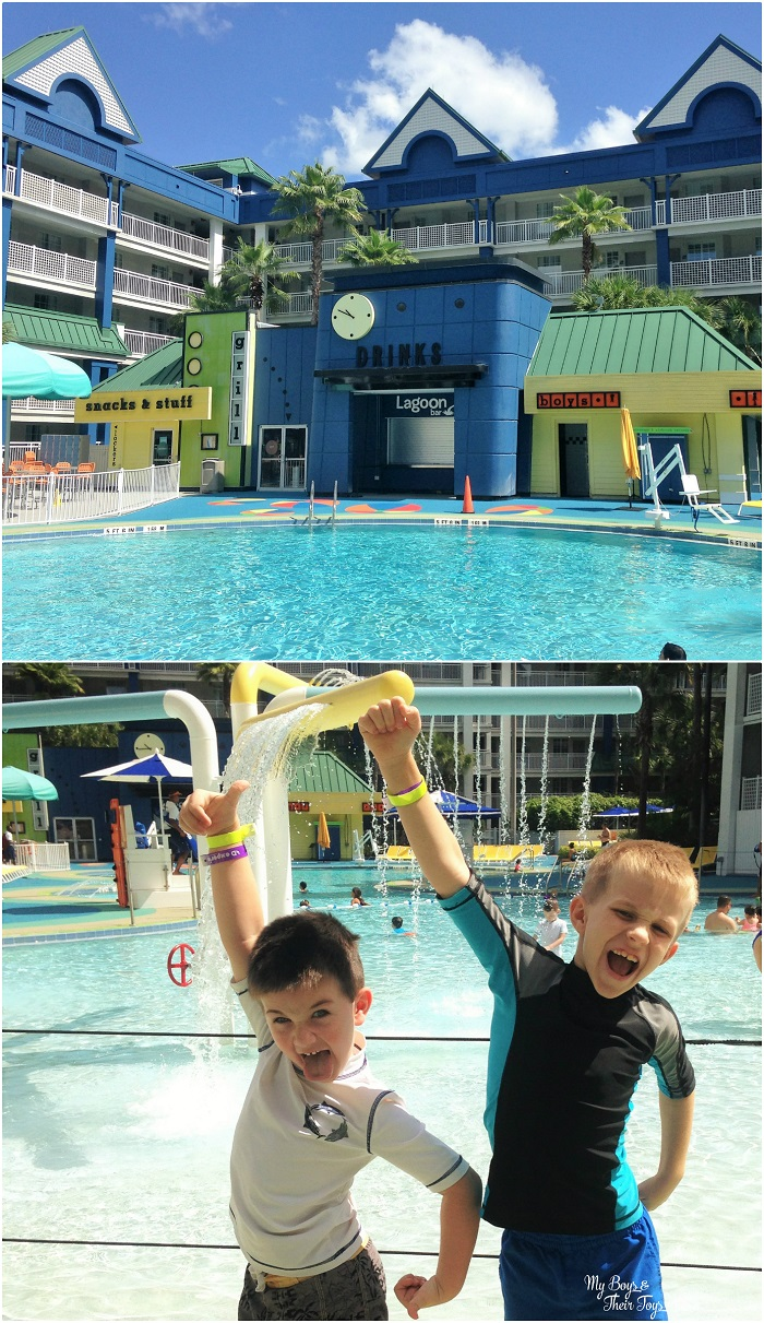 Where To Stay In Orlando Holiday Inn Waterpark Resort
