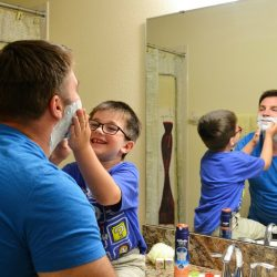 Memorable Father-Son Moments with Gillette Mach3 SE