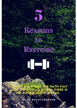 5 reasons to exercise