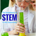 The Importance of STEM in our Classrooms & How You Can Help!