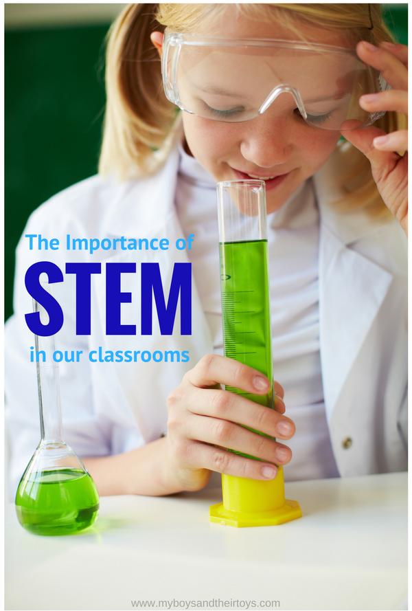 important of stem