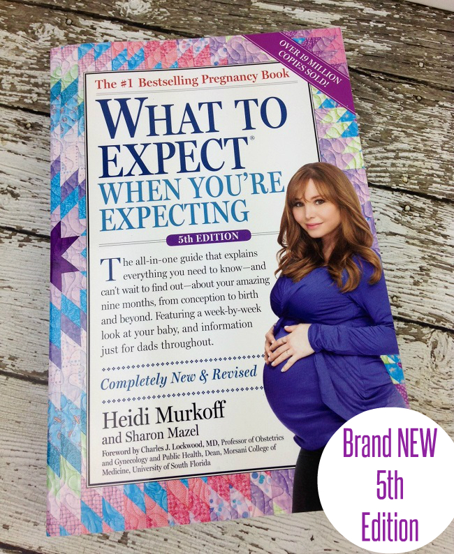 what to expect pregnancy book