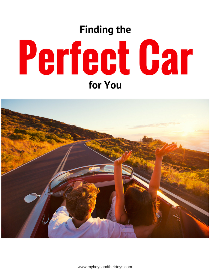 finding the perfect car