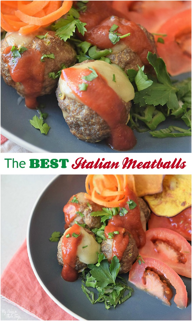best italian meatball recipe
