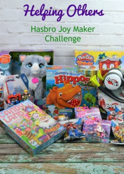 helping others hasbro joy maker