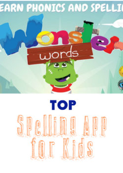 top spelling app for kids