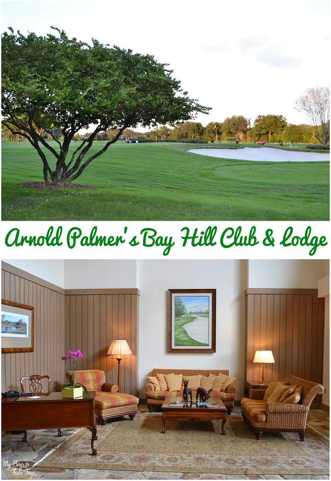 Arnold Palmer's Bay Hill golf and Lodge