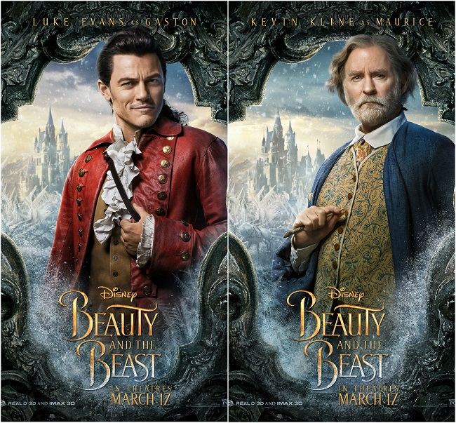 Be Our Guest Movie Posters - Disney's Beauty and the Beast