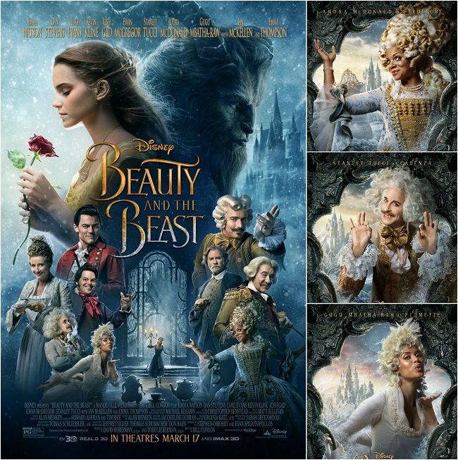 be our guest movie posters