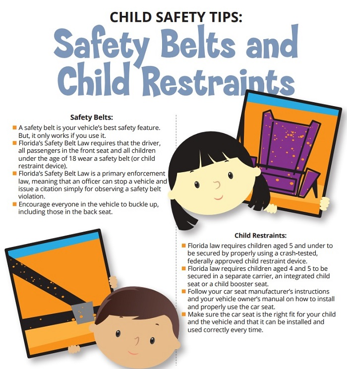 Booster Seat Laws + Diono Child Booster Seat Review