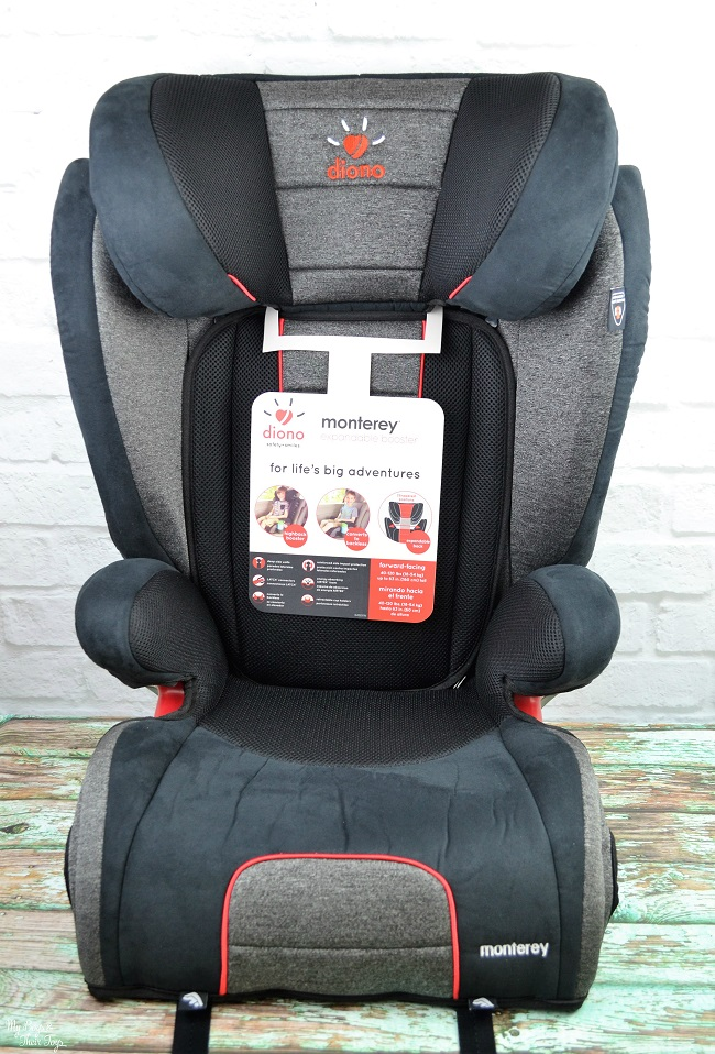 diono booster seat