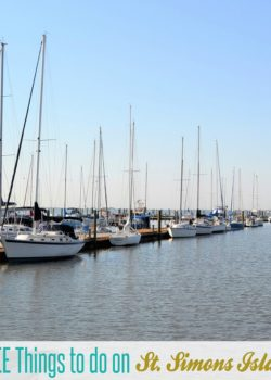 things to do on St Simons Island