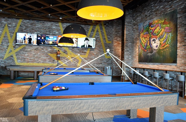 main event pool tables