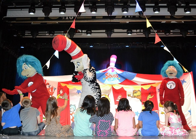 Dr Suess show