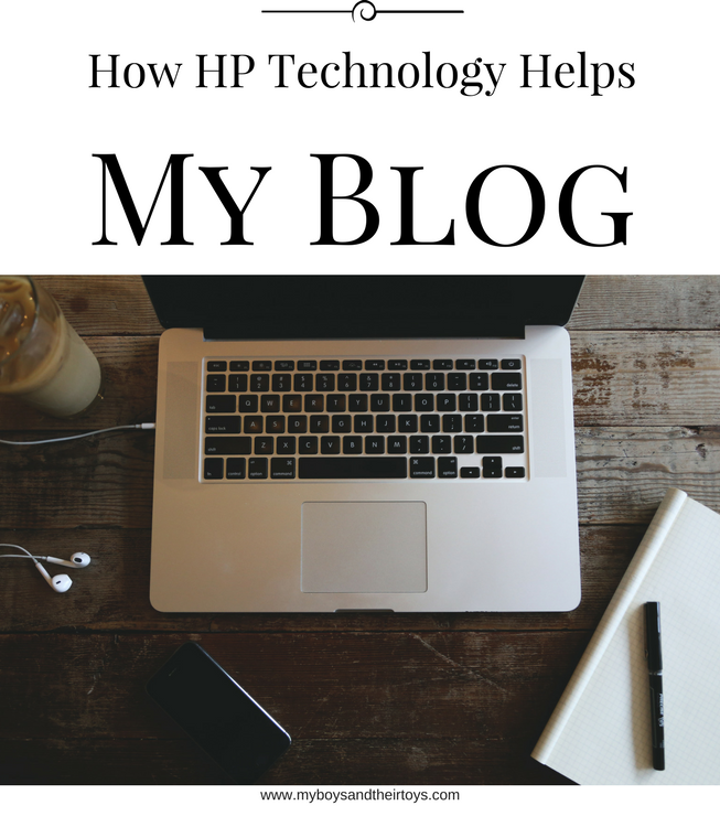 How HP Technology Helps