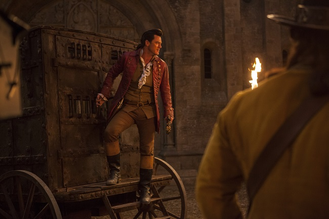 Beauty and the Beast gaston