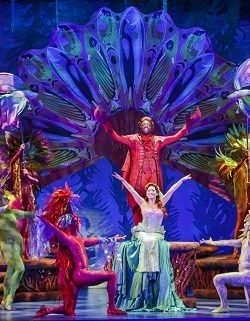 the little mermaid musical