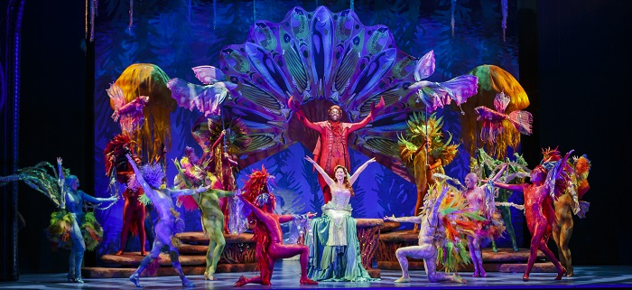 Broadway Tour Of The Little Mermaid