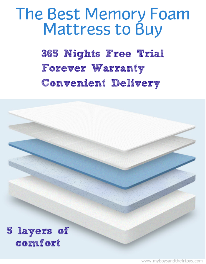 best memory foam mattress to buy