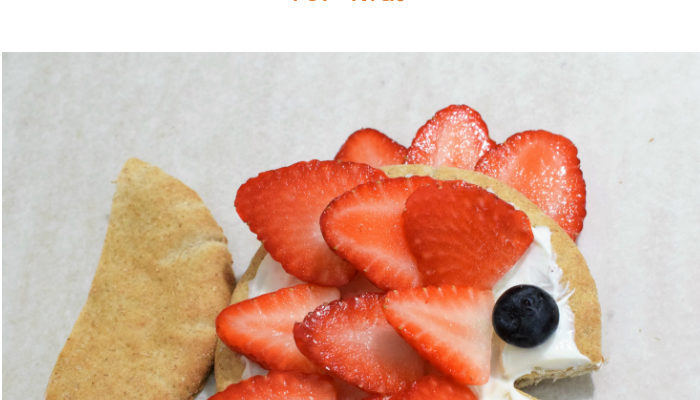Easy Fruit Pizzas – the Perfect Snack for Kids!
