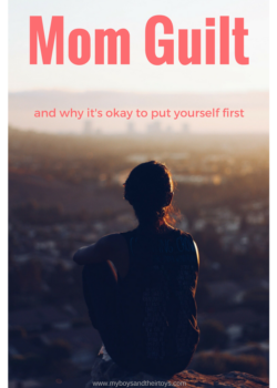 Mom Guilt Struggles