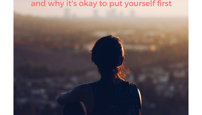 Mom Guilt Struggles and Why it's Okay to Put Yourself First
