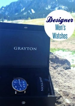 Grayton – Designer Men's Watches