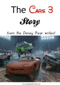 the cars 3 story