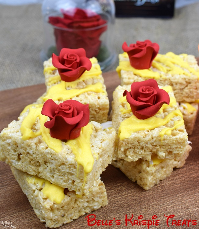belle rice krispies