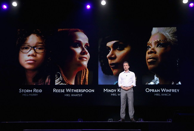 a wrinkle in time d23 expo