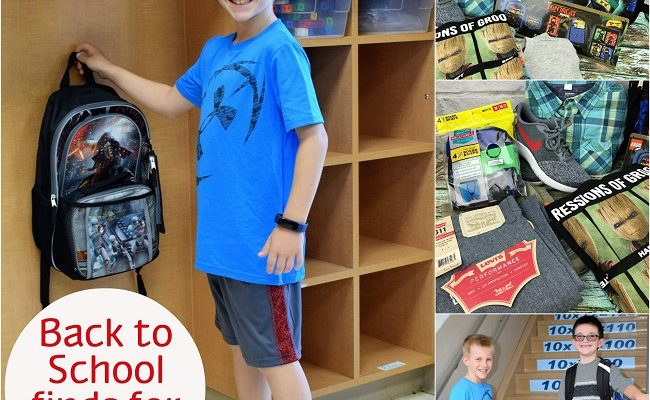 Back to School Clothes on Sale at Kohl's