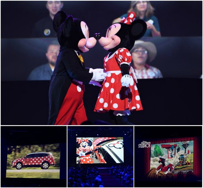 d23expo disney parks mickey and minnie