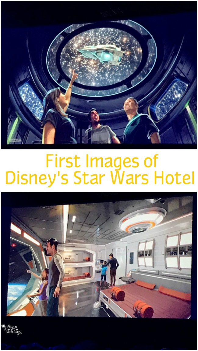 disney star wars hotel