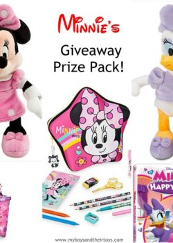 Minnie's Happy Helpers DVD & Prize Pack