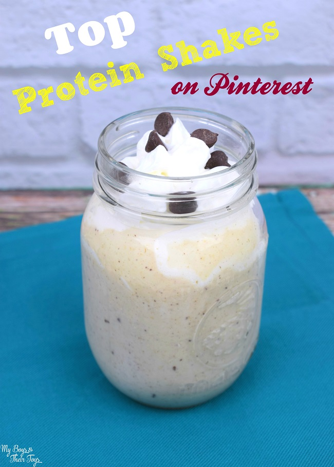 top protein shakes on pinterest