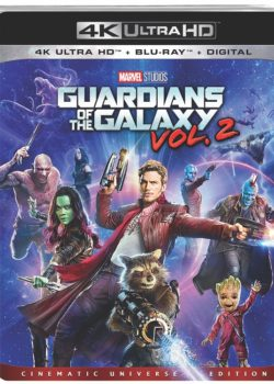 Guardians of the Galaxy Vol 2 is Now on DVD