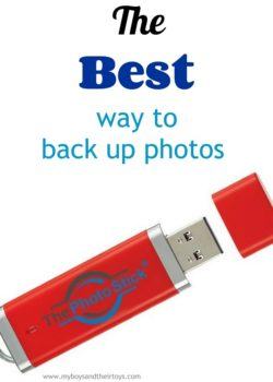 best way to back up photos