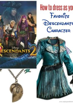 Descendants 2 is Now on DVD + How to Dress as your Favorite Character!