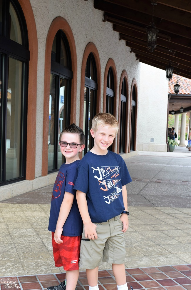 disney springs back to school