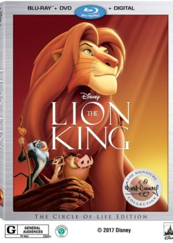 Rediscovering The Lion King – Now on Blu-ray/DVD